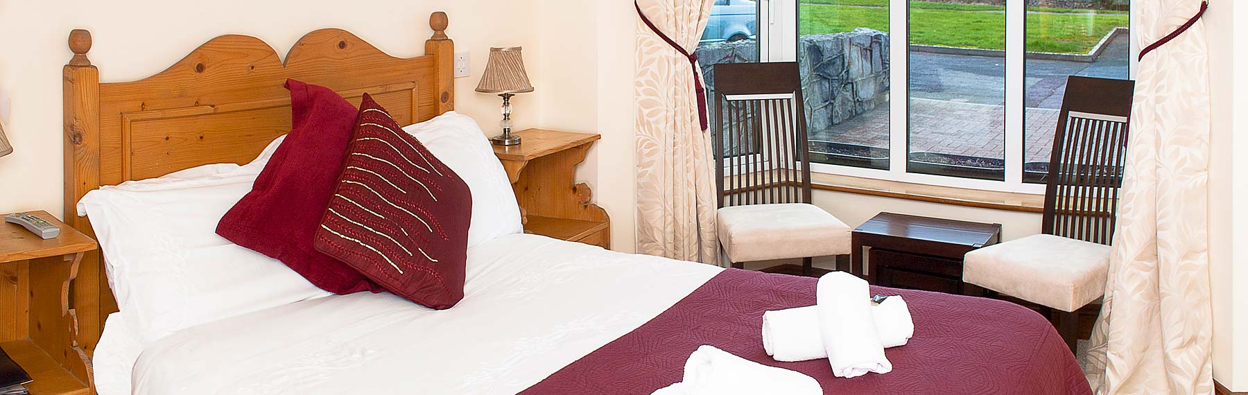 Rusheen Bay House Bed And Breakfast Galway