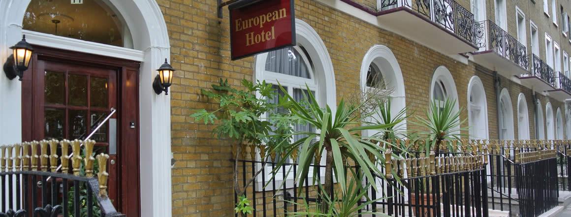 European Hotel Kings Cross London