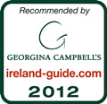 Georgina Campbells Ireland Guide 2012