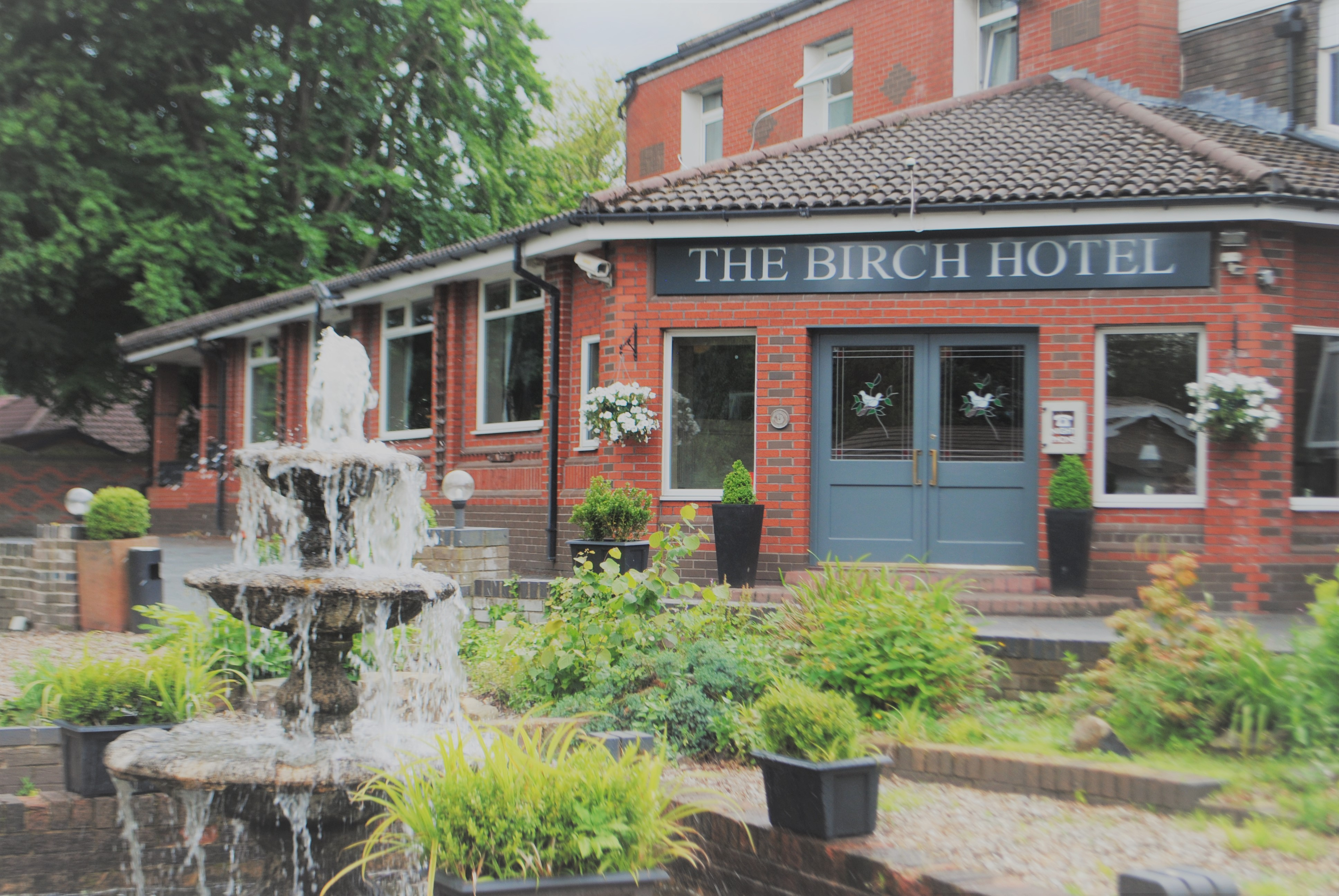 Copyright The Birch Hotel