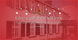 Valentine Card Gift ideas from Chimney Corner