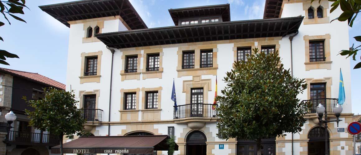Hotel casa espana pagina web oficial alojamiento en villaviciosa asturias barato hotel en vil - Hotel casa espana villaviciosa ...