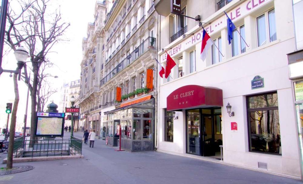 Hotel Proche Grand Rex Paris