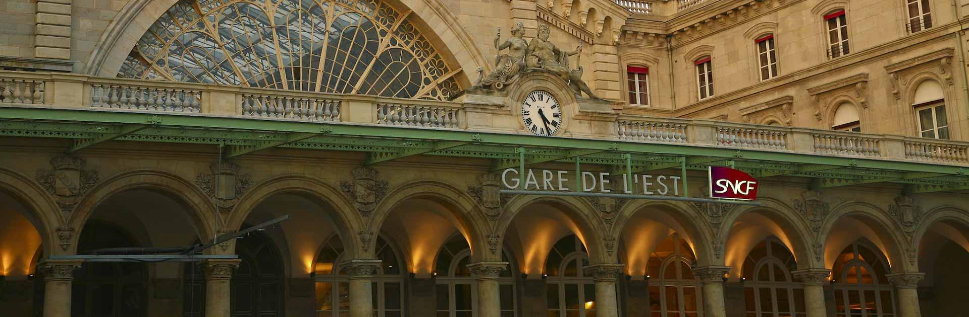 Hotel Pres De La Gare Du Nord Pas Cher