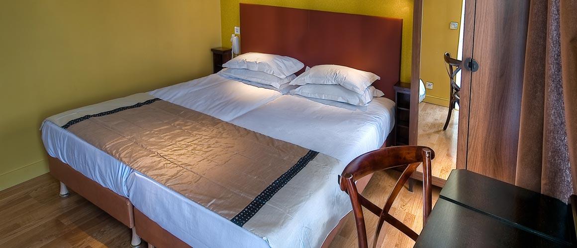 H tel le canal paris meilleur tarif garanti h tel for Hotel economique