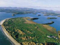 Donegal Golf Club At Murvagh Donegal Ireland