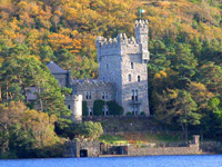Glenveagh Castle And National Park B&B Guesthouse Donegal
