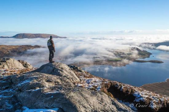 Connemara Winter Walking Event
