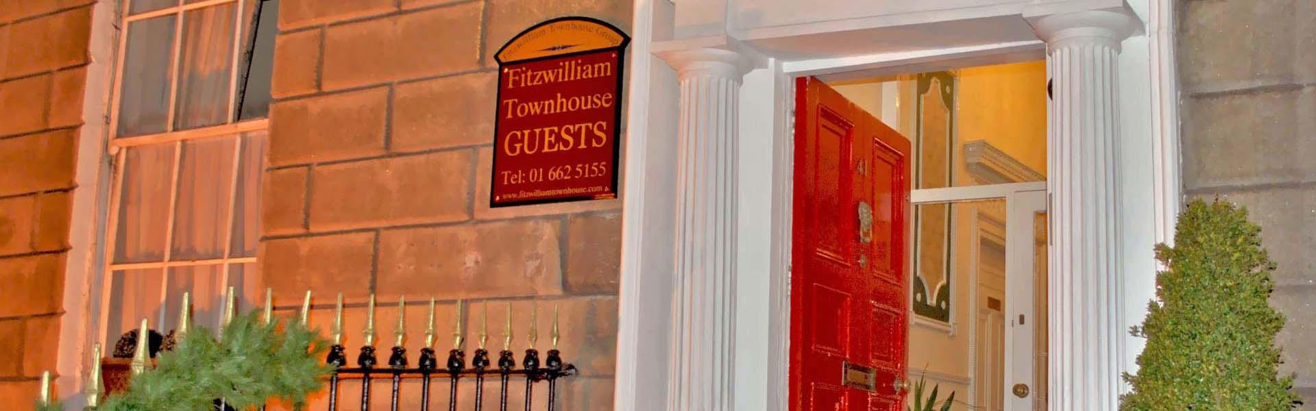 Fitzwilliam Townhouse B&B in Dublin City Centre | 3 Star
