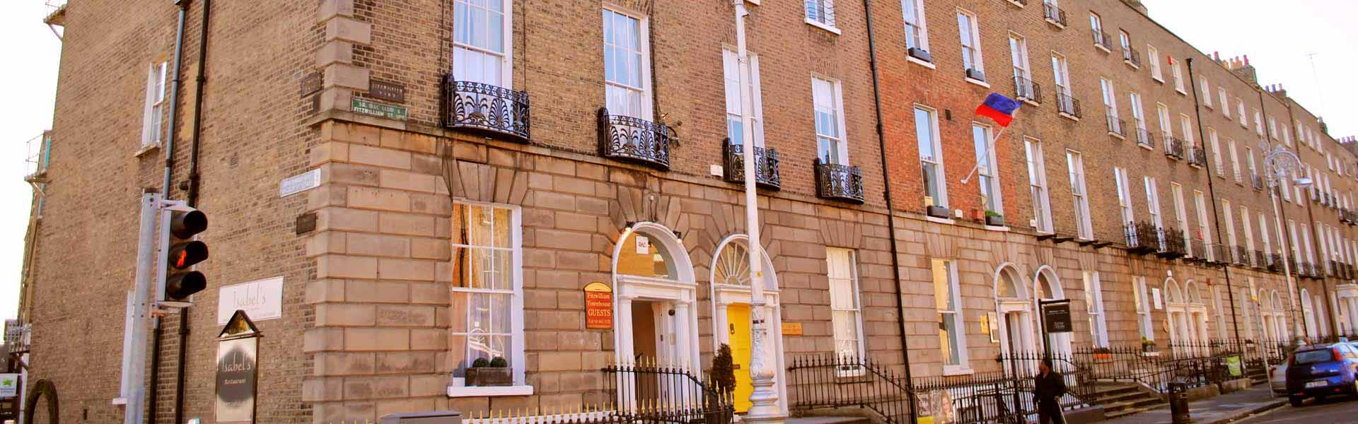 Fitzwilliam Townhouse B&B in Dublin City Centre   3 Star