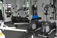 Kees Hotel gym